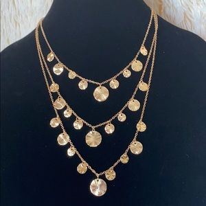 🆕Ashley cooper gold layered Necklace